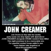 Drums w/ John Creamer