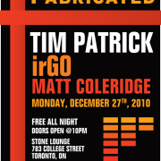 Fabricated w/ Tim Patrick