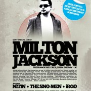 Milton Jackson w/ Irgo & Sno-Men