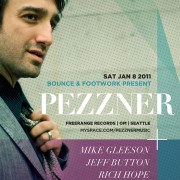 Pezzner @ Footwork