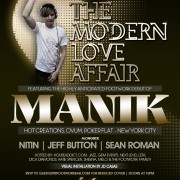 MANIK @ Modern Love Affair