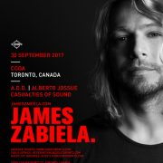 James Zabiela Sept 30, 2017