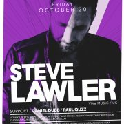 Steve Lawler Oct 20