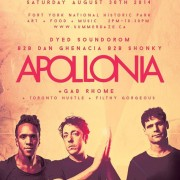 Apollonia @ Fort York