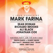 Mark Farina - Aug 13 @ Sunnyside