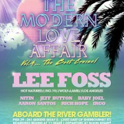 The Modern Love Affair Vol. 4 Boat Cruise
