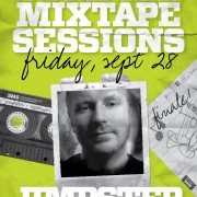 SUMMER MIXTAPE SESSIONS Vol. 5 w. JIMPSTER