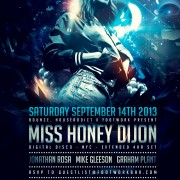 Honey Dijon Sept 14