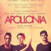 Apollonia @ Fort York
