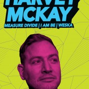 Harvey McKay @ CODA