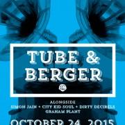 12-yr anniversary w. Tube & Berger