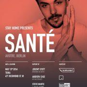 Sante -May 13, 2016
