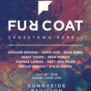 Fur Coat - July 31 @ Sunnyside