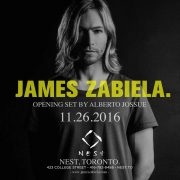 James Zabiela - Nov 26, 2016